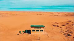 沙漠邮局:沙漠深处的一座古老邮局